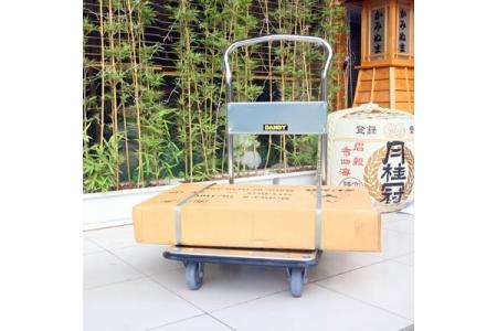 Xe đẩy hàng 4 bánh Dandy Nhật Bản